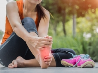 Barefoot Sports May Lead to Ankle Injuries